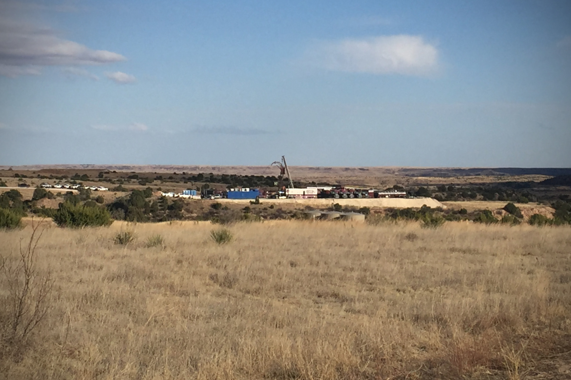 Remote West Texas Location